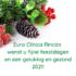 Euro Clínica Rincón wenst u fijne feestdagen en een gelukkig en gezond nieuw jaar!